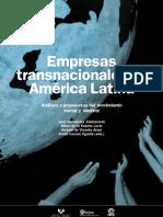 JUAN HERNANDEZ. Las Empresas Transnacionales en América Latina