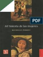 Michelle Perrot-Mi Historia de Las Mujeres