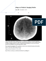 13 Can'T-Miss Findings on Pediatric Imaging 2015-12-2