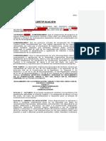Borrador Reglamento Amdc 2014