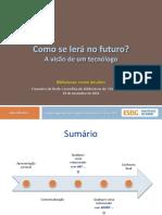 Como Se Lera No Futuro