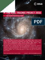 Poster Traineeships SizeA3