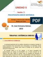 CONSEJO E INTERVENCION BREVE Y EN CRISIS 2015