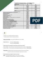 Lista de Honorarios Fonoaudiologicos 2010