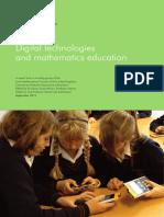 JMC Report Digital Technologies 2011
