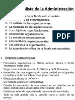 Capítulo 12 - T. Estructuralista