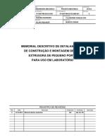 Projeto Mecânico Extrusora Laboratórial
