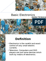 06 basic electronics - pupil notes 2016