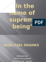 Dual‐Fuel Engines