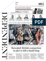 The Independent - 26 March 2016