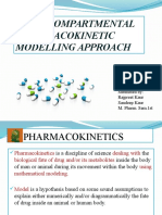 Non Compartmental Pharmacokinetics