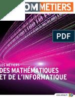 Telechargez Le Zoom Métiers Maths