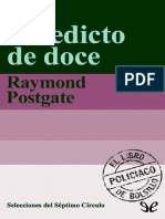 Veredicto de Doce - Raymond William Postgate