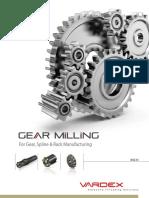 VARGUS - Gear Milling Catalog - Inch