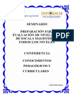 08-Conocimientos Pedagógicos y Curriculares