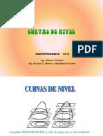 Curvas de Nivel geotropografia