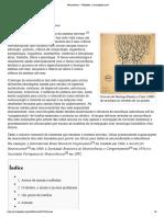 Neurociência – Wikipédia, a enciclopédia livre