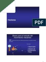 base para mecanica vectorial
