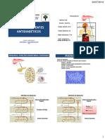 farmacologia Da Insulina e Antidiabeticos