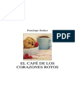 El Cafe de Los Corazones Rotos Penelope Stokes