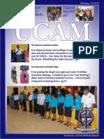 UCAM News Letter 2015-2016