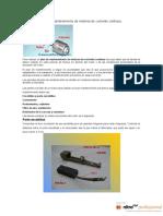 Plan de Mantenimiento de Motores de Corriente Continúa (Autoguardado)