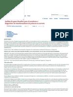 Análisis de Gases Disueltos Para El Monitoreo y Diagnóstico de Transformadores de Potencia en Servicio - Monografias