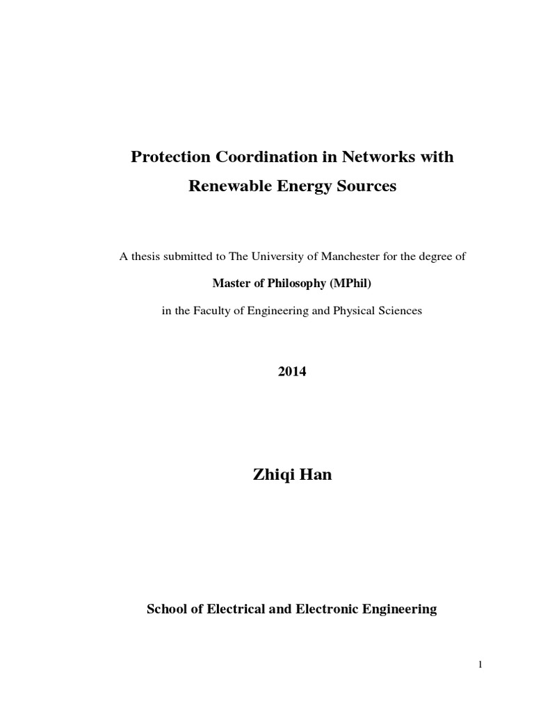 Protection Coordination In Networks Relay Fuse Electrical Electric Idmt