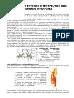 Tratamento Estético e Terapêutico Dos Membros Inferiores