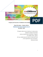 Programa Formación de Facilitadores de Estrategias Lúdicas 2016.Docx