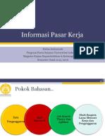 Informasi Pasar Kerja_2016
