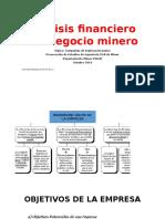 Analisis Financiero Del Negocio Minero