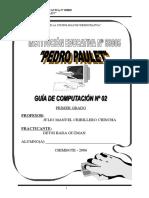 Guía 1º computación