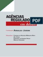 Agências Reguladoras Em Debate - Floriano Azevedo Marques Neto