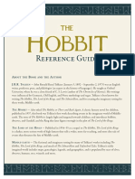 Hobbit Reference Guide