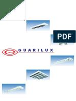 Catálogo luminária  - Guarilux