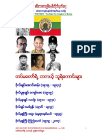 Anti-military Dictatorship in Myanmar 1280