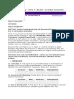 c i - graduate admission survey part ii