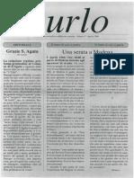5) L'Urlo Aprile 1996