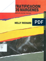 La estratificación de los margenes - Nelly Richard