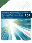 Riesgos Del Retiro_research 2015 Full Risk Report Final