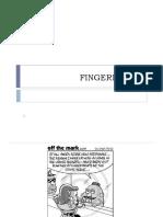 Fingerprints Forensic Biology