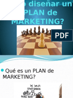 Como Disenhar Un Plan de Marketing