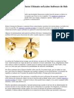 Avance de sistema forex Ultimate señales Software de Bob Iaccino!