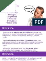 Presentación Disfasia