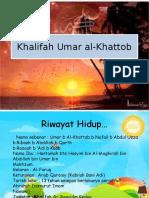 Khalifah Umar Al-Khattob
