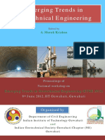 ETGE2012 Proceedings