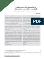 Evaluación y Tratamiento de La Esquizofrenia - Ulloa, Et Al.