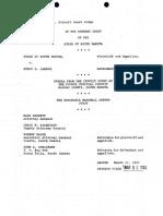 Stacy Larson court documents