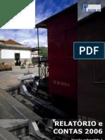 REFER - Relatório e Contas 2006